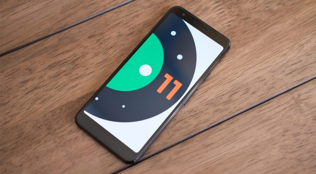 Google mistakenly reveals Android 11 release date