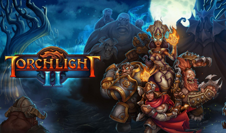 Torchlight 2 is available for free from the Epic Games Store