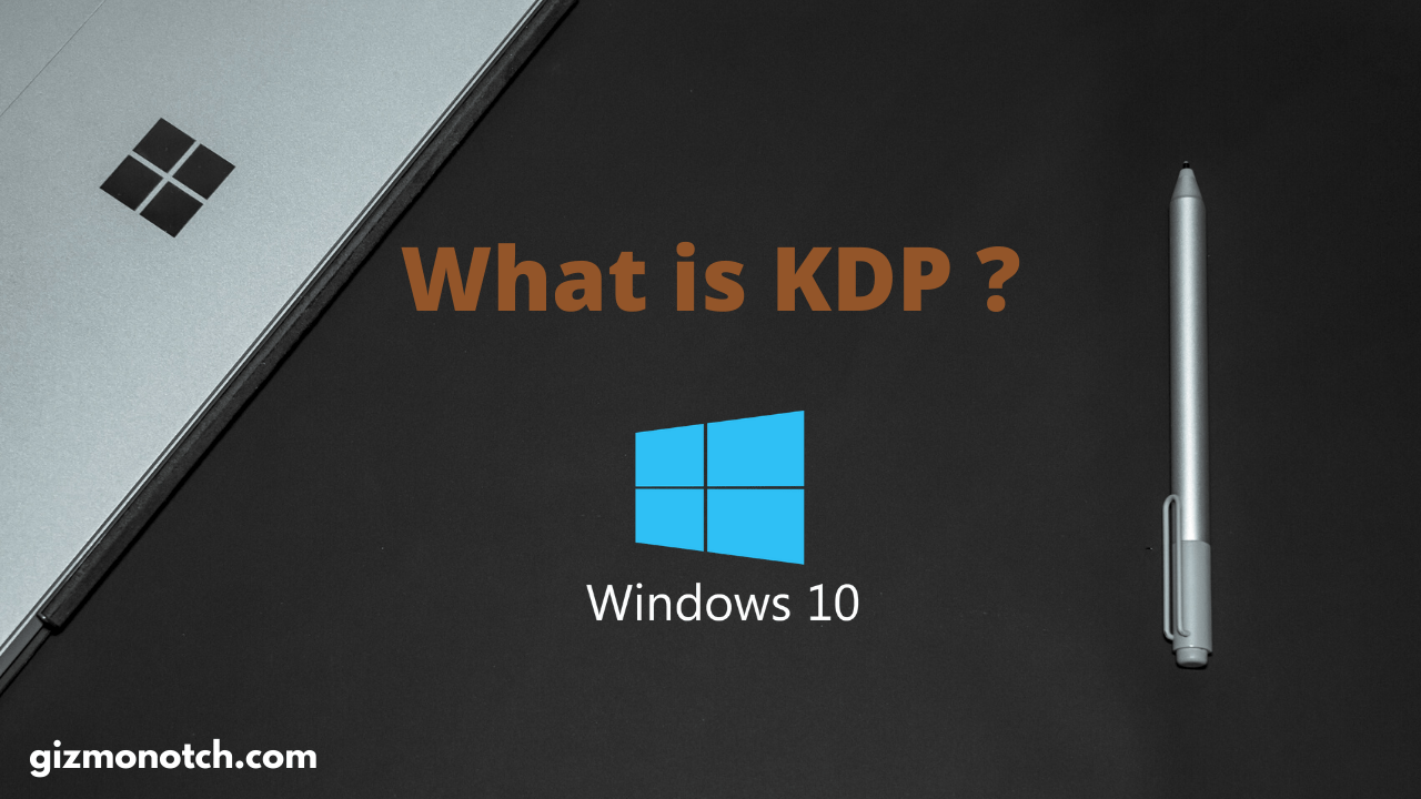 What is KDP