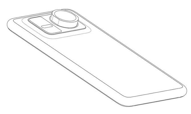 Huawei patent reveals phone with zoom lens that can be attached