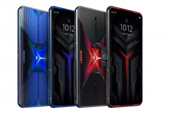 LENOVO LEGION DUEL IS OFFICIAL WITH SNAPDRAGON 865+