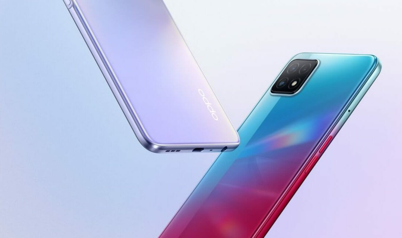 OPPO A72 5G officially announced in China with Dimensity 720
