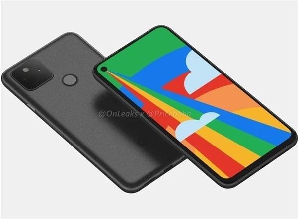 Google Pixel 5 Leaked again: Rear fingerprint and Snapdragon 765G