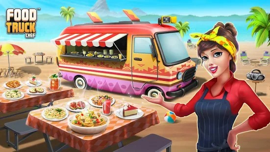 Food Truck Chef™ Cooking Games